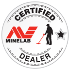 Minelab Certified Dealer